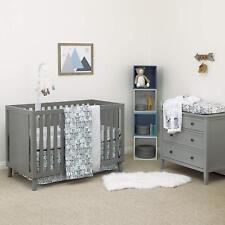 Dwell Studio Bear Hugs 3 Piece Nursery Baby Crib Bedding Set