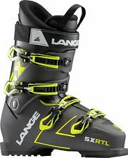 Lange - Chaussure De Ski Sx Rtl (Anthracite-Yellow) Homme Taille 29.5 (45/46)