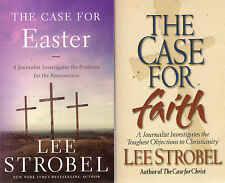 Complete Set Series - Lot of 8 Case for Christianity books by Lee Strobel Christ