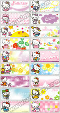 24 HELL KITTY Personalised Name Sticker,Label,Tag