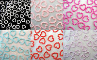Wedding/Party Table Gems/Confetti/Decorations Open Heart Pearls 11mmx11mm Craft