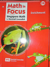 Houghton Mifflin Harcourt Math in Focus Enrichment Book B 2nd Grade 2 (2009)