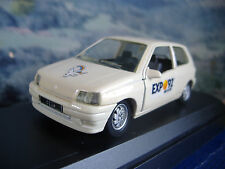 1/43  Solido (France) Renault Clio  EXPO-92