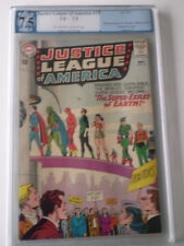 Justice League of America #19 (May 1963, DC) PGX 7.5// Graded like //CGC//CBCS