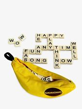 NEW BANANAGRAMS WORD GAME KID PARTY FUN TOY CASE ACTIVITY LETTER POUCH XMAS GIFT