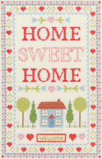 Bothy Threads Home Sampler Counted Cross Stitch Kit Needlepoint XSW4