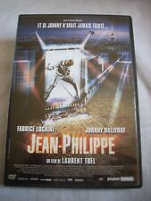 DVD JEAN PHILIPPE-Johnny Hallyday,Fabrice Luchini-Comédie-Occasion