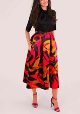 Closet London CLOSET GOLD FULL SKIRT EVENING DRESS BNWT Size UK 16