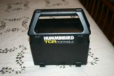 HUMMINGBIRD TCR PORTABLE FISH FINDER CARRYING CASE BATTERY CASE (CASE ONLY)