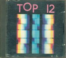 Top 12 Promo Philips 1988 - Raf/Tozzi/Rockets/Matia Bazar/Vanoni/Ruggeri Cd