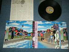 PRINCE Japan 1985 P-13121 NM LP+Obi AROUND THE WORLD IN A DAY