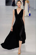 Christian Dior Resort Asymmetrical Runway Dress Size 6US MSRP $2175