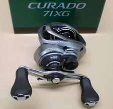 Shimano Curado 71XG Low Profile Baitcast Reel 8.2:1 Left Hand Model CU-71XG