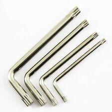 Stiftschlüssel Set 4 tlg Innen- Vielzahn XZN Schrauben Schlüssel1001