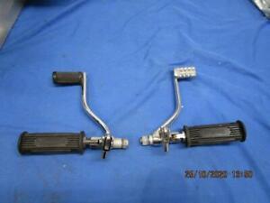 NOS Dunstall Rear Set Gear Shift / Brake Levers, Honda, Yamaha, Ducati  C327