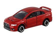 Takara Tomy Tomica #67 Mitsubshi Lancer Evolution X Diecast Car Vehicle Toy