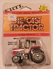 Vintage Early 80's ERTL Die-Cast 1/64 Massey-Ferguson 699 Tractor 1120 Sealed