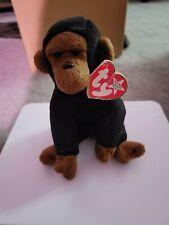 Ty Beanie Baby Congo the Gorilla - please read description.