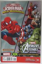 2015 ULTIMATE SPIDER-MAN WEB WARRIORS #1 -  VF                        (INV20479)