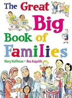 The Great Big Book of Families by Hoffman, Mary, NEW Book, FREE & FAST Delivery,