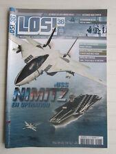 LOS ! N° 36 / l' USS NIMITZ en opération /la fin du Blücher