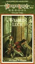 Weasel's Luck (Dragonlance #3), Williams, Michael, 0880386258, Book, Acceptable