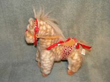 North American Teddy Bear Co. #418 OATSIE Horse Plush Toy Doll 1991