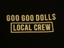 Goo Goo Dolls Local Crew T-shirt Size XL