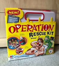 OPERATION RESCUE KIT GAME by Milton Bradley ~ 2007 ~ New in box