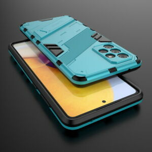 For Samsung Galaxy S21 Ultra S20 A32 A72 A52 Shockproof Armor Hybrid Case Cover