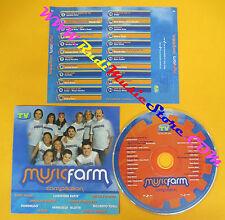 CD Musicfarm Compilation BERTE MINETTI SCIALPI RICCHI E POVERI PROMO no lp (C37)