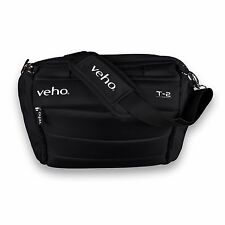 Veho T-2 Hybrid Laptop Bag | Backpack | Notebook Messenger Bag | Rucksack 15.6""
