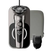 PHILIPS SP9860/16 S9000 PRESTIGE Wireless Qi Charging Shaver +Beard Styler