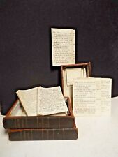 Circa 1875 Dozens of Manuscript Sermons - Wycliffe, The Holy Spirit, etc.