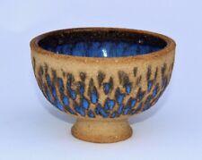 BRENT BENNETT Mid Century Modern Art Studio Pottery Small Bowl signed