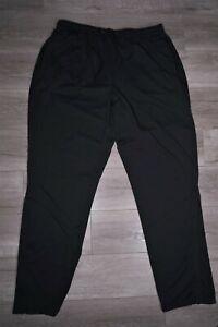 PEARL IZUMI Elite Series Thermal Black Polyester blend Stretch Sweat Pants 2XL