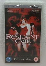 Resident Evil (UMD, 2009) **NEW SEALED**