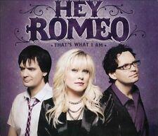 That's What I Am [Digipak] by Hey Romeo (CD, Sep-2013, Idla)