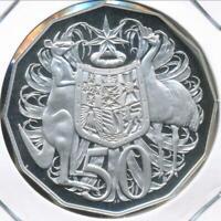 Australia, 2004 Fifty Cents, 50c, Elizabeth II - Proof