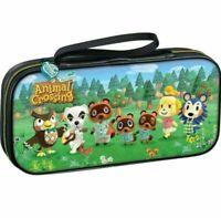 Animal Crossing New Horizons Nintendo Switch Deluxe Travel Case New