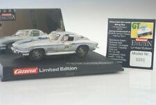 Carrera Evolution Limited 25440 Chevrolet Corvette Sting Ray 427