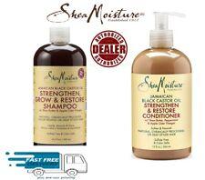 Shea Moisture Jamaican Black Castor Oil Shampoo and Conditioner Set !! SALE !!