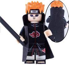 Various minifigure Ninja Naruto Uchiha Sasuke Itachi Hokage KakaShi Lego MOC