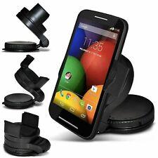 Nero ✔ PARABREZZA MINI Monte aspirazione Titolare del telefono cellulare in Auto Kit Culla