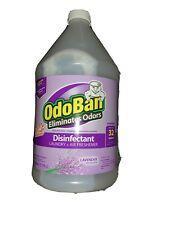 ODOBAN MULTI-PURPOSE DEODORIZER 1 GALLON CONCENTRATE KILLS 99.9% Lavender Scent