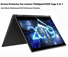 "HD Screen Protector For Lenovo Thinkpad X390 Yoga 2 in 1 Anti-Glare Matte 13.3"""