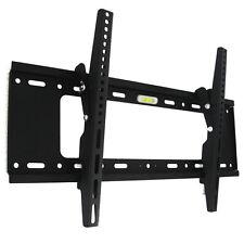 Lcd Led Plasma Flat TV TILT WALL MOUNT BRACKET 32 40 42 48 50 55 60 62 63 65