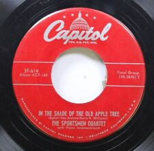 50'S & 60'S 45 The Sportsmen Quartet - In The Shade Of The Old Apple Tree / Red