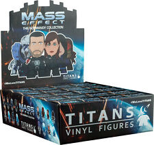 "MASS EFFECT - 3"" Normandy Blind Box Titans Vinyl Figurines Display (20ct) #NEW"