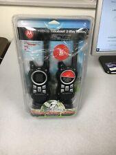 Motorola Mr350R 35 00006000 -Mile Range 22-Channel Frs/Gmrs Two-Way Radio (Pair)